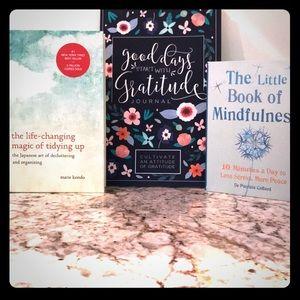 Other - Inspirational Book/Journal Bundle